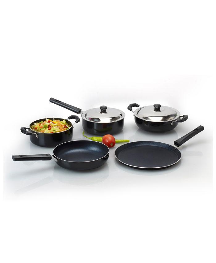 Anjali 5 Pcs Non Stick Cookware Gift Set